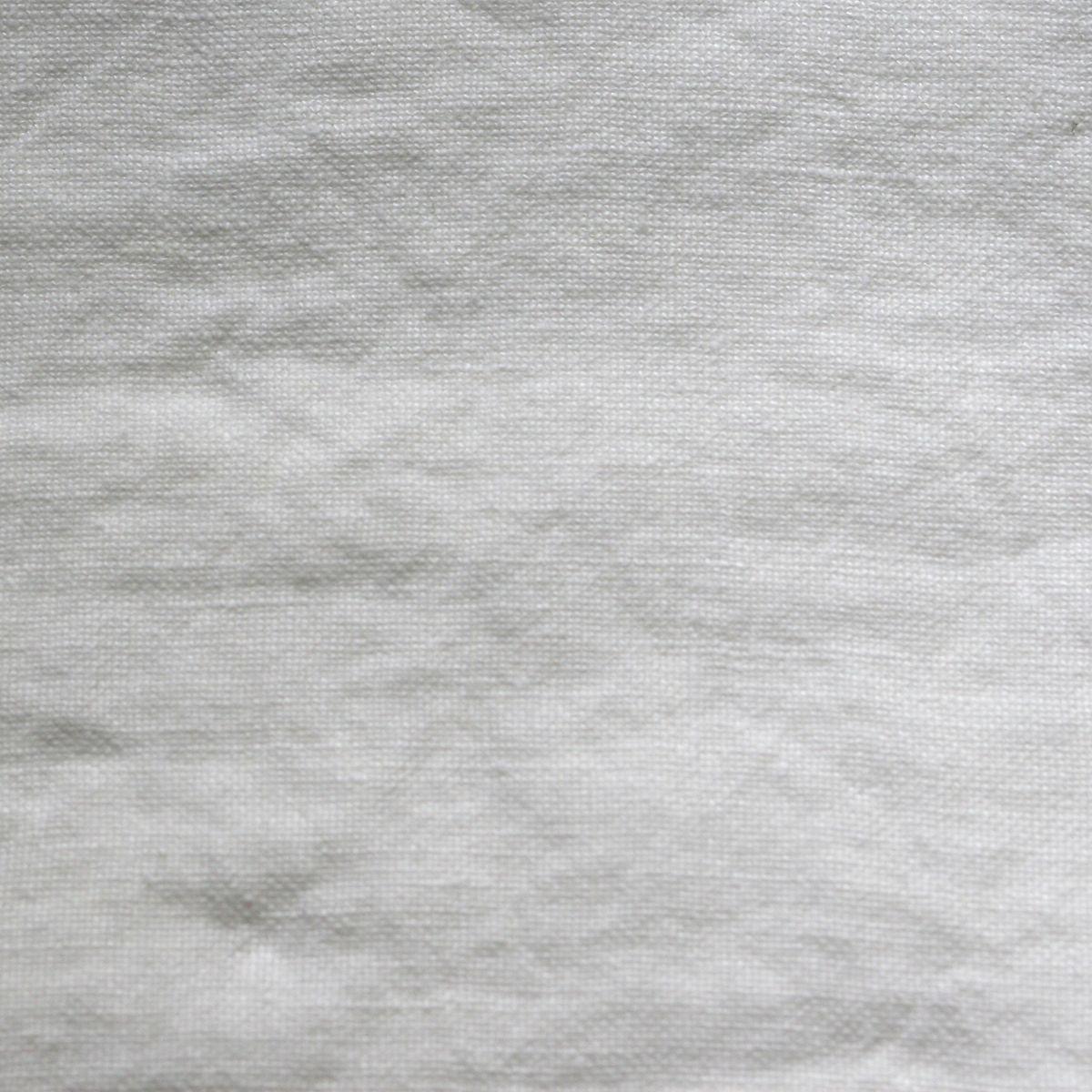 White linen apron - Linen Apron Xs White