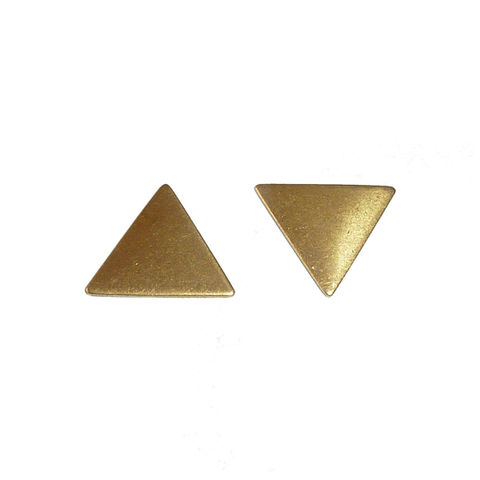 Tiny,Triangle,Studs,by,Custom,Made,Tiny Triangle Studs by Custom Made