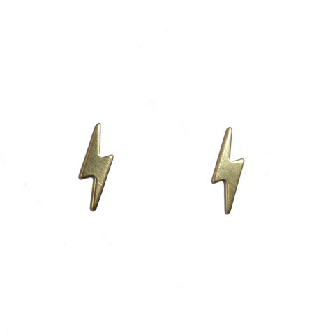 Tiny,Lightening,Studs,by,Custom,Made,TINY LIGHTNING STUDS by Custom Made