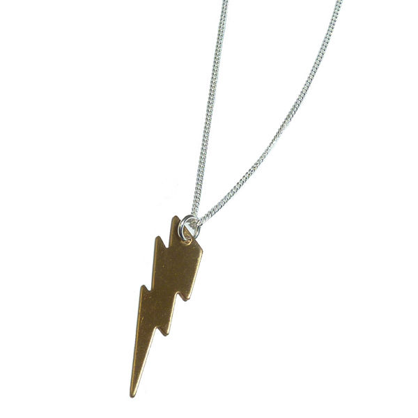 Little Lightening Necklace by Custom Made - product images