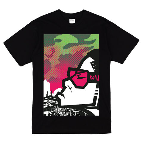 Infared,Camo,Bboy,-,Limited,Edition,of,20,graffiti, tshirt, AroeMSK, Uzi, hiphop, streetart, wutang