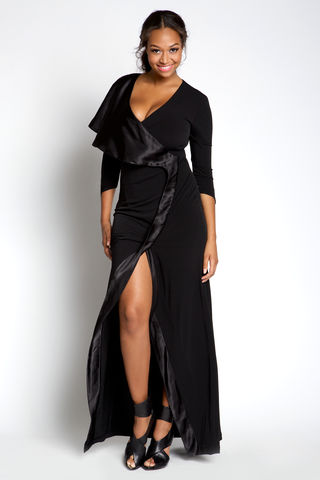DEUTERONOMY,3:16,dress, wrap dress, plus size