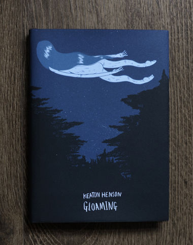 Gloaming,by,Keaton,Henson,Hard back, graphic novel