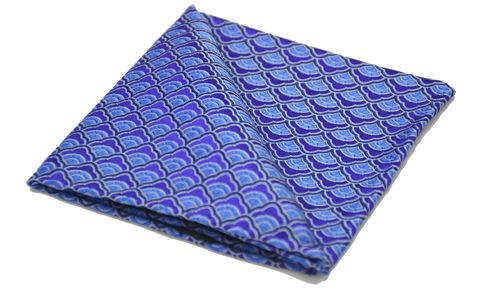 Fumi,purple silk pocket square, purple pocket square, japanese pocket square, woven silk pocket square, silk squares for men, silk pocket squares online, pocket squares online,