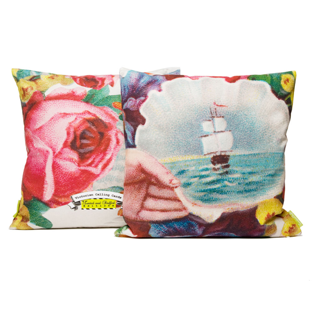 Sail Away Nautical Cushion - product images  of
