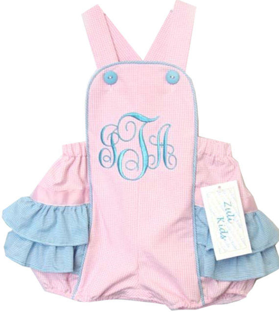 Girls Sunsuit