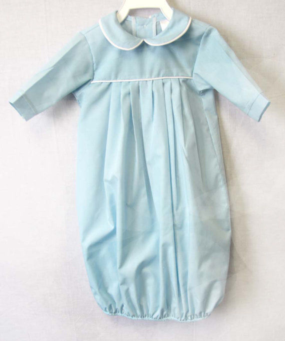 baby boy gowns