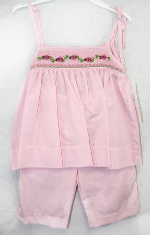 Baby,Girl,Shorts,|,Toddler,412324-J038,Clothing,Children,Smocked_Clothing,Baby_Girls_Clothes,Girls_Capris,Capri_Pants,Girls_Capri_Set,Baby_Clothes,Childrens_Clothes,Girl_Toddler_Clothes,Toddler_Clothes,Toddler_Clothing,Smocked_Baby_Clothes,Girls_Capri_Pants,Clothing_for_Girls,Poly Cotton