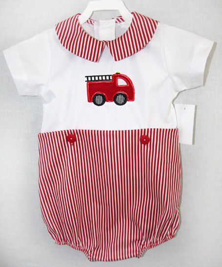 Baby Firefighter Firefighter Baby Clothes Baby Fireman Outfit