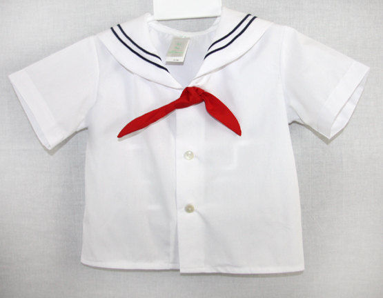 Baby Boy Shirts Nautical Birthday Shirt 291970