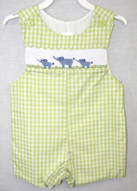 perfect boys smocked outfits 8