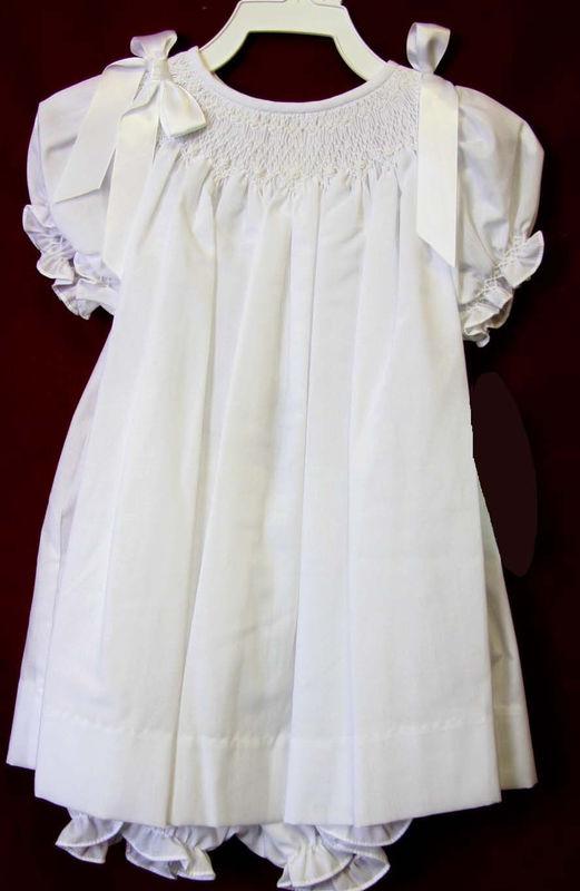 White Baby Dress| Baby Girl Dresses | Baptism Dresses 412445-BB079 ...