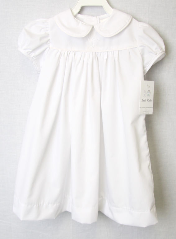 Baby Girl Baptism Dress | Christening Gowns for Girls 292615 - Zuli ...