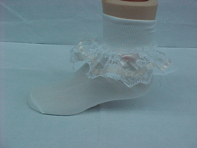 Toddler Girl Pageant Socks | Baby Girl Dressy Socks 292407 ...