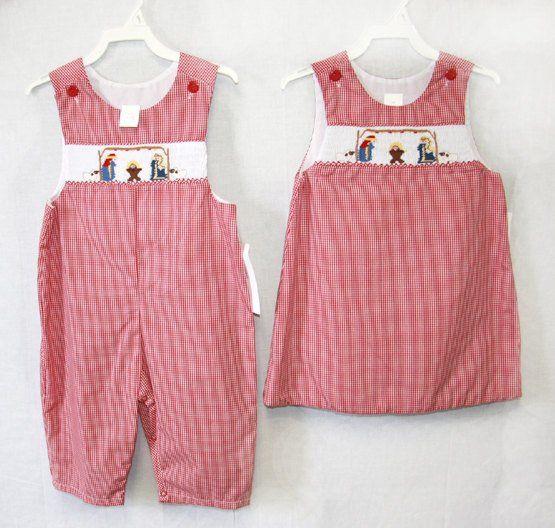 Smocked Christmas Dress, Christmas Smocked, Toddler Girl Christmas Outfits 412595-CC350 - Zuli Kids Clothing