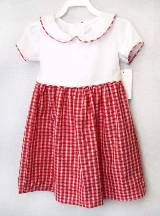 Baby Girl Christmas Dress, Toddler Girl Christmas Dress, Sibling Christmas Outfits 292732 - Zuli Kids Clothing
