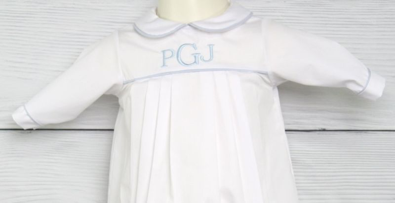 Baby Dedication Newborn Gown Boy Personalized Baby Gifts Personalized Baptism Personalized Baptism Cross 292062