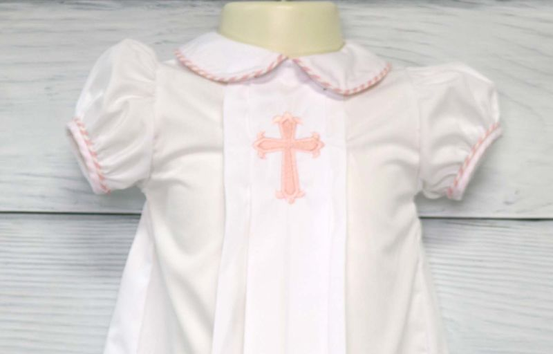 Christening Gowns for Girls, Christening Dresses, Baby Girl Christening Dress 292093 - Zuli Kids Clothing