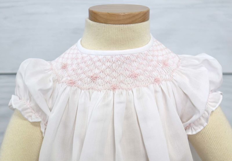 Christening Dresses, Baby Girl Christening Dress, Baby Christening Outfits 412316-J024 - Zuli Kids Clothing