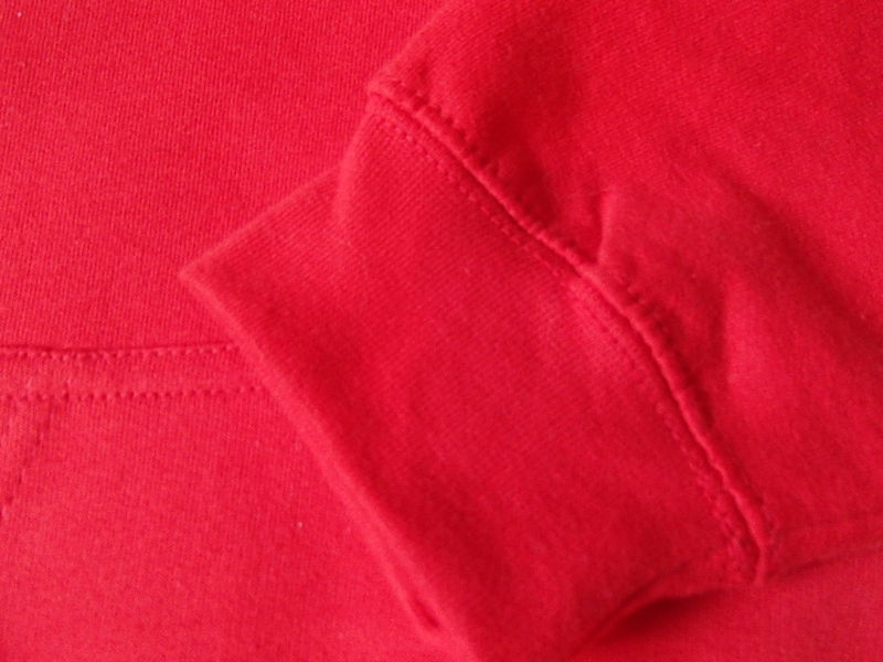 2013 Wallaby Definition Hoodie - Red - product images  of