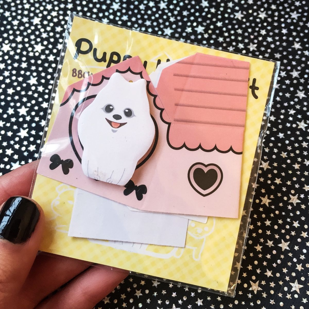 Dog Sticky Note Paper - product image