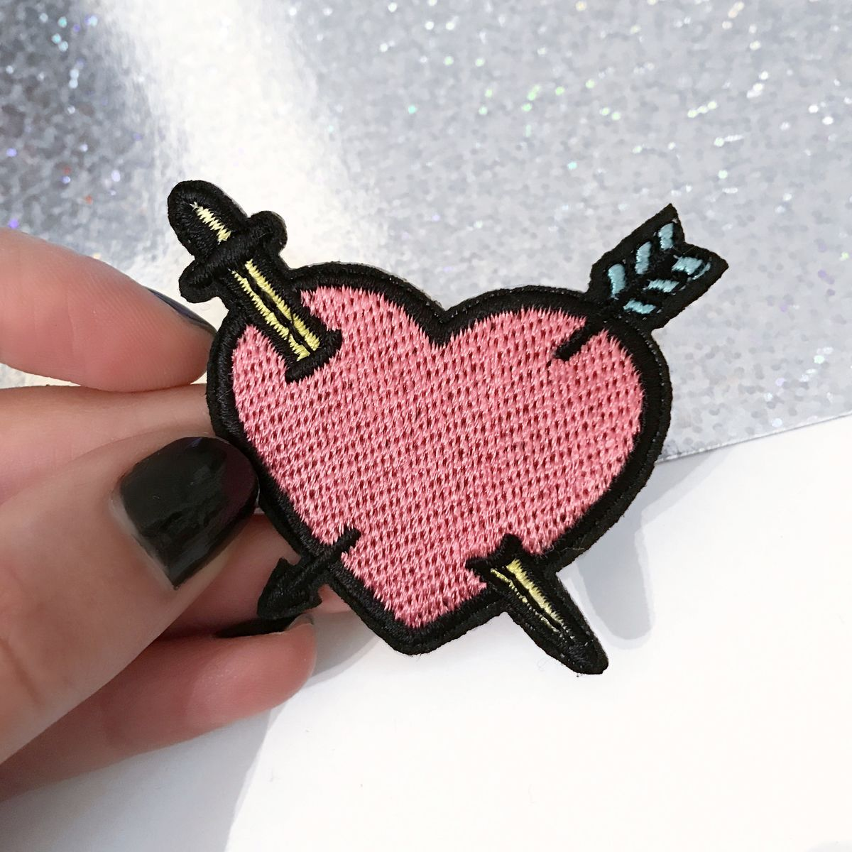 Cross My Heart Patch - product image