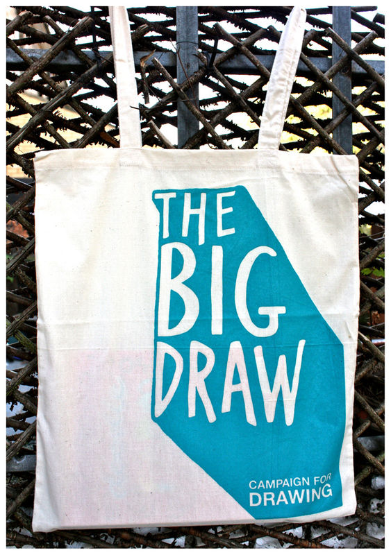 The Big Draw Tote Bag - product images  of 