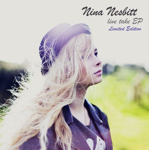Live,Take,EP,Nina Nesbitt, Live Take, EP, CD, iTunes, download, acoustic, the apple tree, peroxide, album, stay out, way in the world, boy, selfies, music, guitar, piano, nesbian, nessie