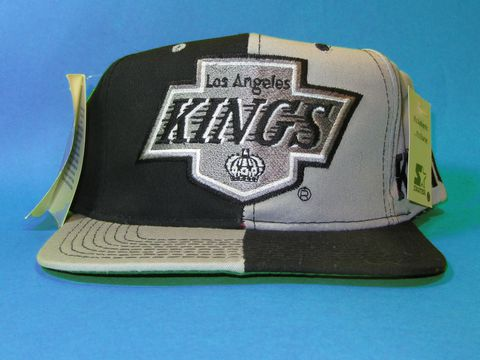 Los,Angeles,Kings,Starter,Pinwheel,Vintage,Snapback,Hat