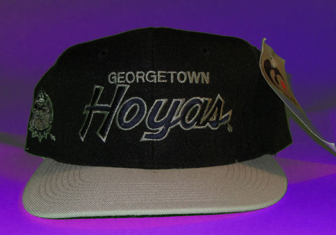 Georgetown,Hoyas,Sports,Specialties,Script,Snapback,Cap