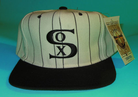 Chicago,White,Sox,Starter,Old,Timers/,Cooperstown,Collection,Snapback,Hat