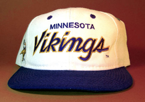 Minnesota,Vikings,Sports,Specialties,Script,Snapback,Hat