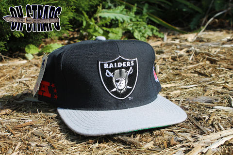 Los,Angeles,Raiders,Starter,Snapback,Hat