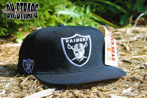 Los,Angeles,Raiders,American,Needle,BLOCKHEAD,Snapback,Hat