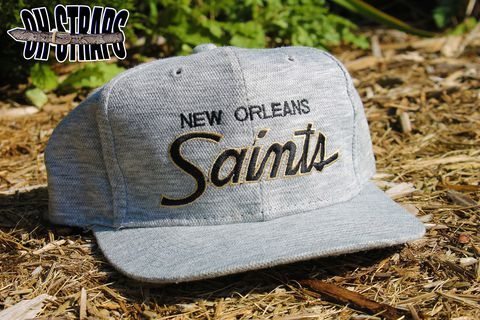 New,Orleans,Saints,Sports,Specialties,Script,Snapback,Hat