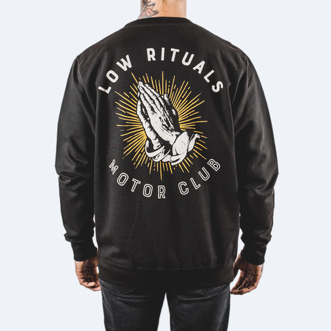 LOW,RITUALS,SWEATSHIRT