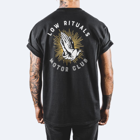 LOW,RITUALS,MENS,T-SHIRT