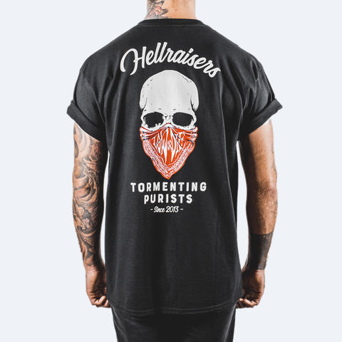 HELLRAISERS,MENS,T-SHIRT