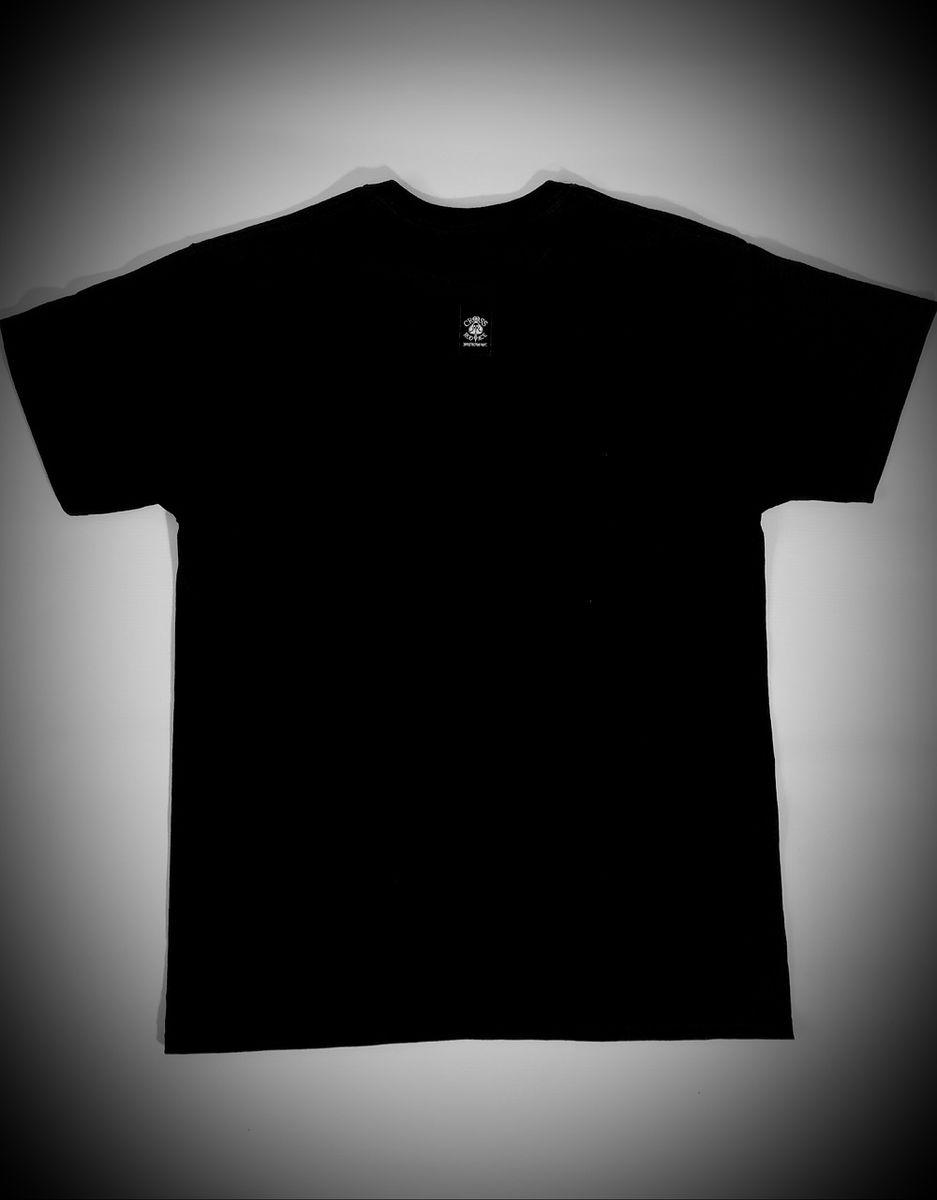 Black t shirt white cross -  Crossrodace Original Black Tee Tshirt Product Images Of