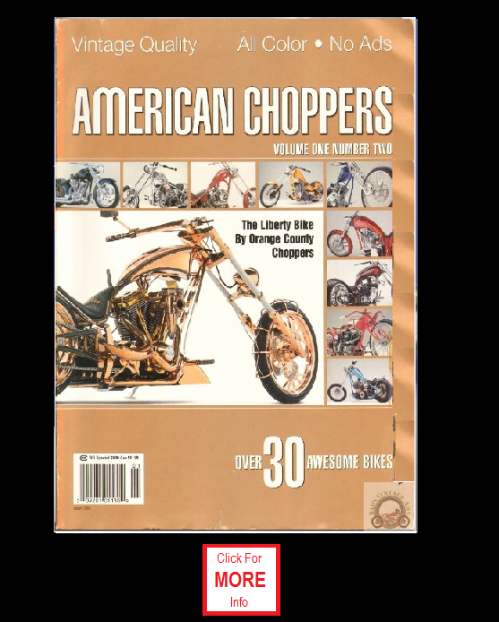 American Choppers Magazine