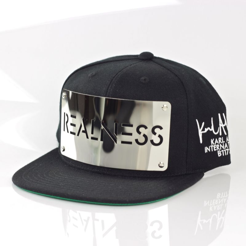 Realness Chrome Snapback - product images  of