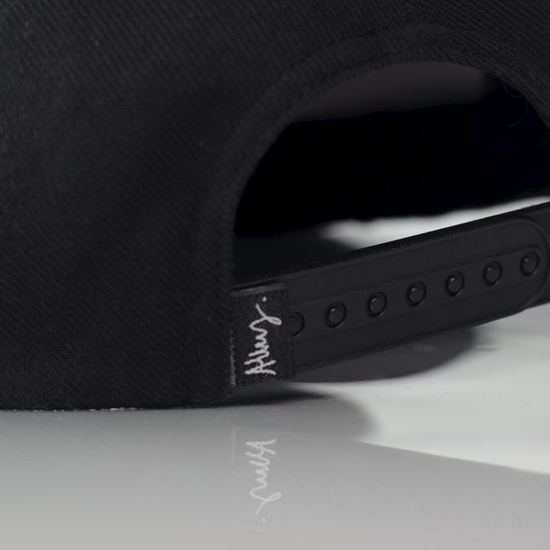 Legendary Black on Black Snapback - product images  of