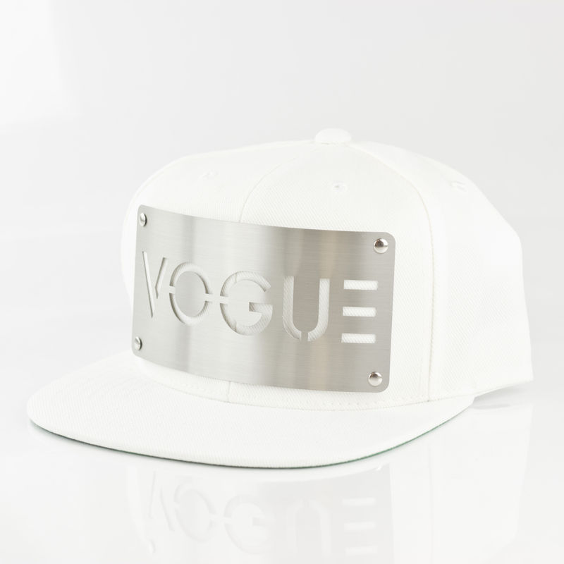 Vogue White Snapback - product images  of