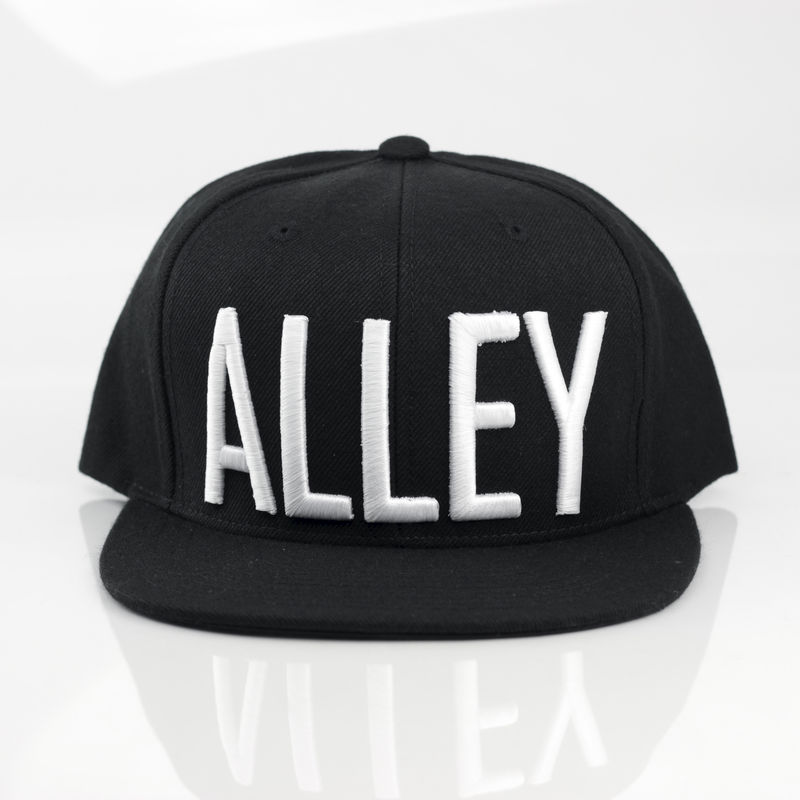Alley Block Snapback - product images  of