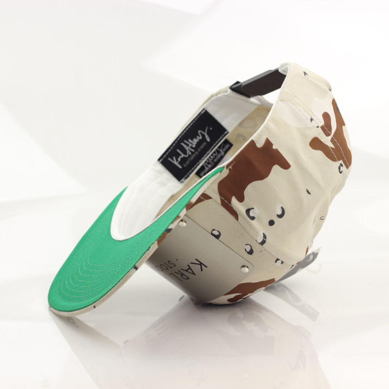 Karl Alley Stockholm Snapback (Desert Camo) - product images  of