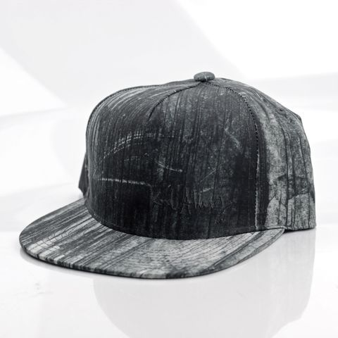 Steel,Snapback,Karl Alley, Steel, Metal, plate, snapback, hat, boy london