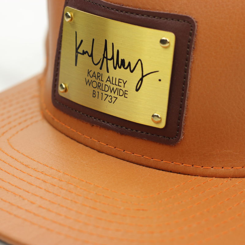 World map snapback leather karl alley original hardware world map snapback leather product images of gumiabroncs Gallery