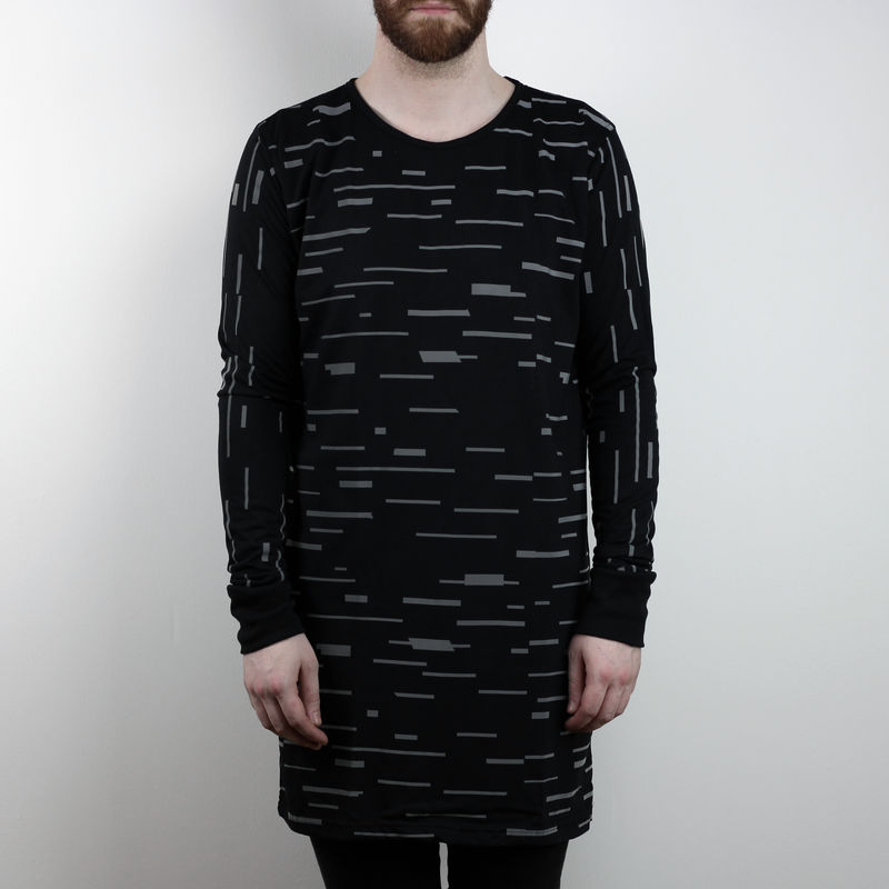 Silent Reflection - Glitch Longsleeve - product images  of