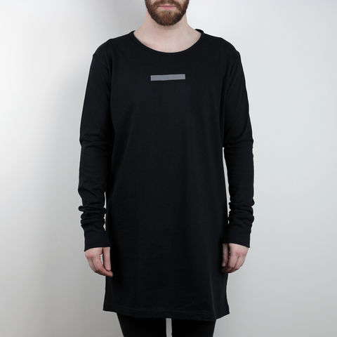 Silent,Reflection,-,Composition,1,Longsleeve,Karl Alley, Shaun Bass, Composition, Reflective, 3M, T-shirt, tee, long clothing, boy london