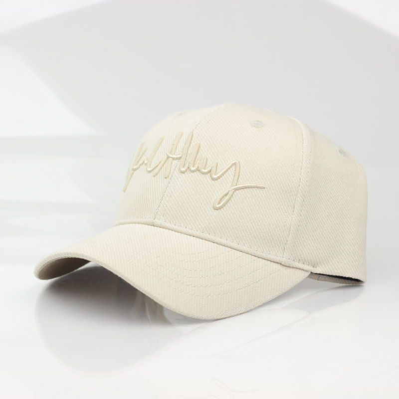 Signature Denim Strapback (Sand) - product images  of
